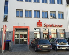 Sparkasse Geldautomat Güdingen