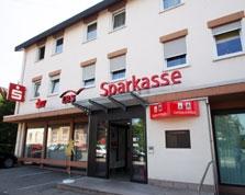 Sparkasse Geldautomat Leutershausen