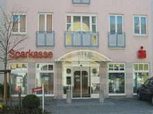 Sparkasse Geldautomat Böhringen