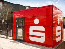 Sparkasse Geldautomat Singen - Forststraße