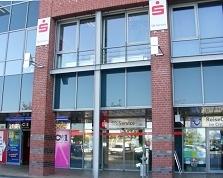 Sparkasse Geldautomat Flensburg-Citti Park