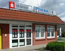 Sparkasse Geldautomat Flensburg-Tarup