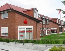 Sparkasse Geldautomat Flensburg Stadion