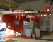 Sparkasse Geldautomat Flensburg-Förde Park