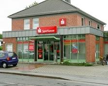 Sparkasse Geldautomat Husby