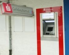 Sparkasse Geldautomat Kappeln Wassermühlenstraße (Edeka)