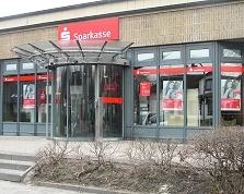 Sparkasse Geldautomat Schafflund