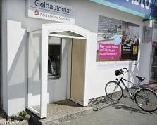 Sparkasse Geldautomat Schleswig-St.-Jürgener-Straße