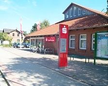 Sparkasse Geldautomat Tarp