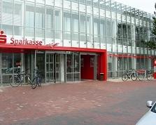 Sparkasse Geldautomat Westerland