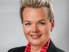 Sparkasse Filiale Warnemünde / Filialleiterin Sabine Richter