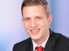 Sparkasse Filiale Dierkow / Filialleiter Martin Gröschl