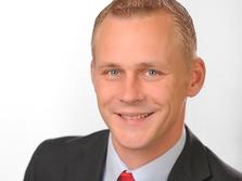 Sparkasse Filiale Sanitz / Filialleiter Pascal Bader
