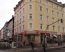 Sparkasse Geldautomat Frankfurt-Bornheim