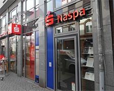 Sparkasse Geldautomat Frankfurt-Bockenheim
