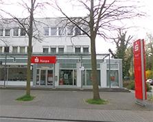 Sparkasse Geldautomat Hattersheim-Okriftel