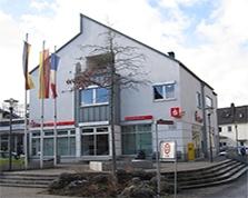 Sparkasse Geldautomat Katzenelnbogen
