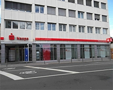 Sparkasse Geldautomat Oberursel