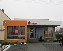 Sparkasse Geldautomat Wallmerod