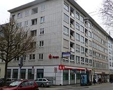 Sparkasse Geldautomat Wiesbaden, Bismarckring