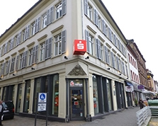 Sparkasse Geldautomat Wiesbaden, Faulbrunnenstr.