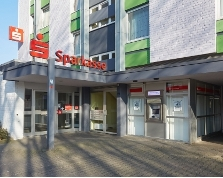 Sparkasse Geldautomat Steinbüchel