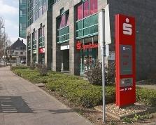 Sparkasse Geldautomat Manfort