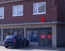 Sparkasse Geldautomat Hoher Heckenweg