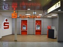 Sparkasse Geldautomat Flughafen