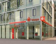 Sparkasse Geldautomat Frankfurt, Zeil