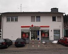 Sparkasse Geldautomat Schmitten