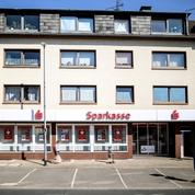 Sparkasse Geldautomat Burgaltendorf