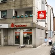 Sparkasse Geldautomat Keplerstraße