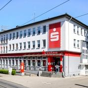 Sparkasse Geldautomat Katernberg