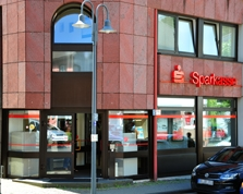 Sparkasse SB-Center Heimbach