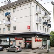 Sparkasse Geldautomat Bahnhof-Süd