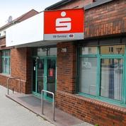 Sparkasse Geldautomat Vogelheim