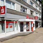 Sparkasse Geldautomat Bergerhausen
