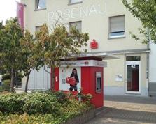 Sparkasse Geldautomat Rosenau