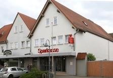 Sparkasse Filiale Bauschheim, Brunnenstraße