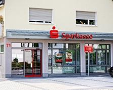 Sparkasse Filiale Heidelberger Straße